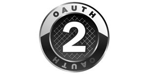 OAuth & OAuth 2.0 Logo