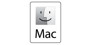 Apple Mac OS/macOS Logo