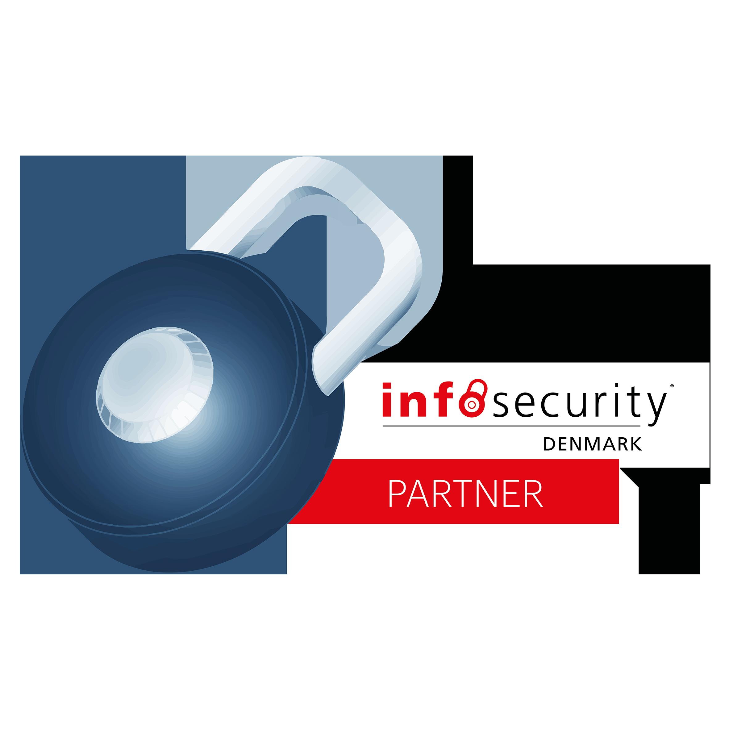 Inforsecurity Denmark 2019 Partner Logo